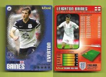 Everton Leighton Baines (K14) Goldstar